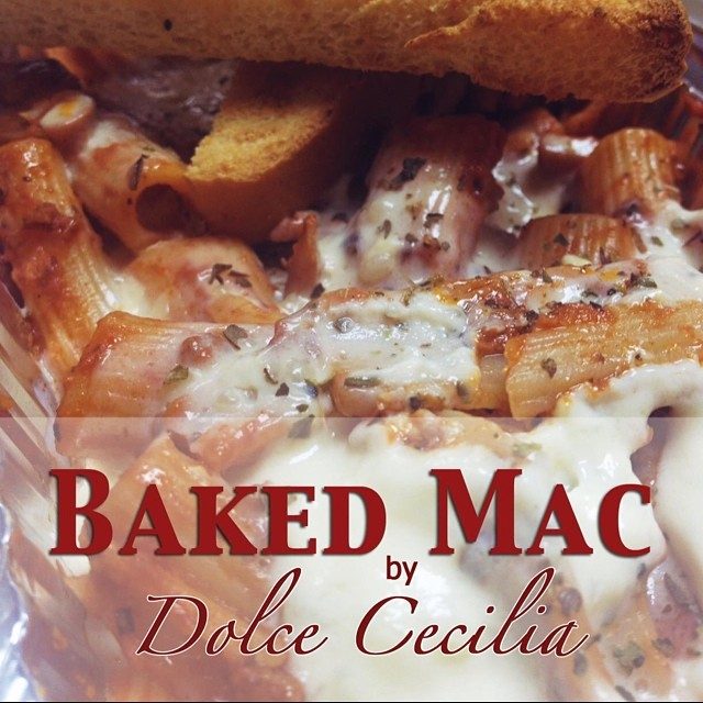 It's indeed a blessed Thursday for us! Ms. Cecile of DOLCE CECILIA gifted us with her delicious and bestselling Baked Mac! We can't wait to dig in! You can order this, along with her other savory and sweet items, at https://www.facebook.com/dolce.cecilia?fref=ts. Thanks Ms. Cecile for this special early morning delivery! #thepinktarha #dolcececilia #bakedmac #food