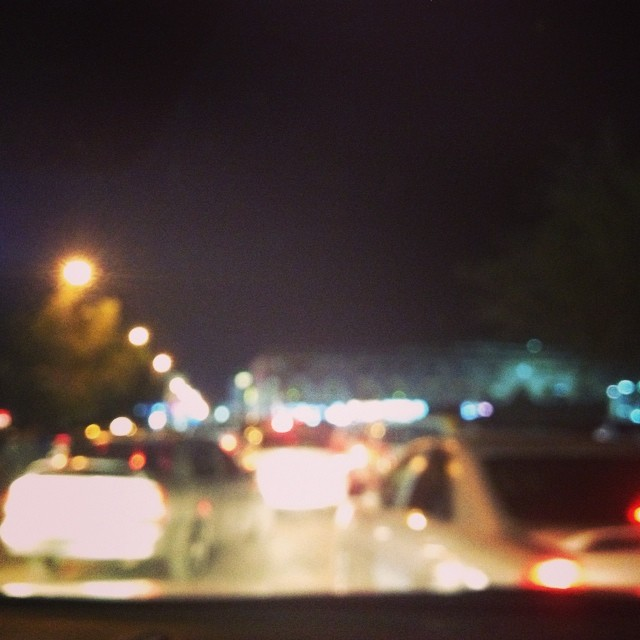 Batha on a Sunday night... looking like a Payday Friday! Guess everyone is really back in Riyadh. ;) #bathariyadh #saudiarabia #firstdayaftervacation #rushhour #madtraffic