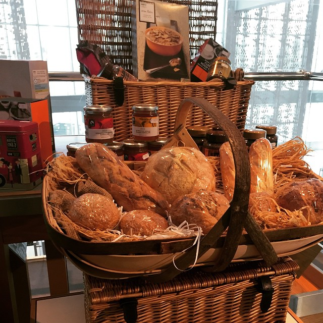 Have you visited Marks&Spencer's Food Hall lately? They re-stocked some of their popular cookies, chocolates, and powdered coffee. They also re-stocked their frozen station at Hayat Mall. The cheesecakes, quiche, and ice cream are back! (Unless they've been sold again, haha!) #marksandspencer #hayatmall #cafe #foodhall #thepinktarha ?