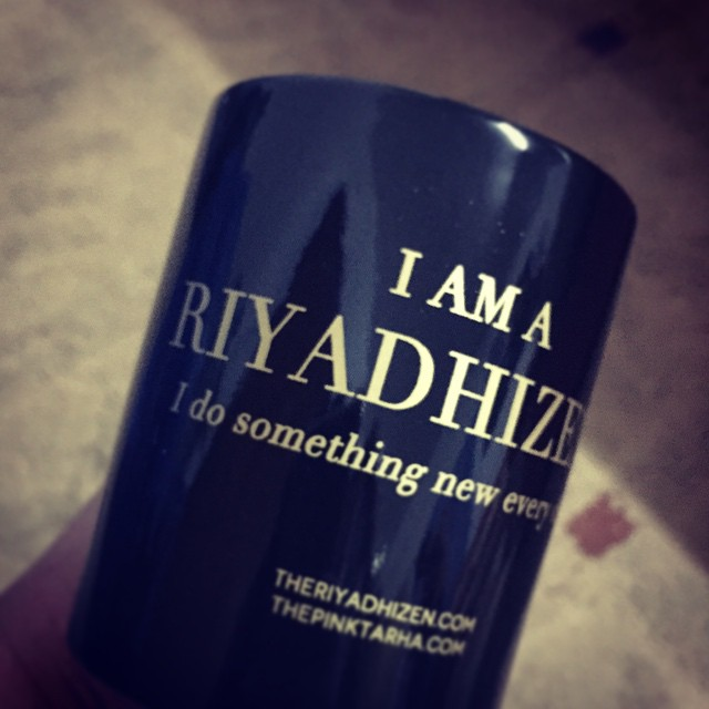 Ready for The Pink Tarha Mornings 4.0 tomorrow! ??? #beginningbetter #theriyadhizenmug #iamariyadhizen #idosomethingneweveryday #thepinktarha ?